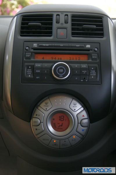 Nissan Sunny Xtronic CVT (49)