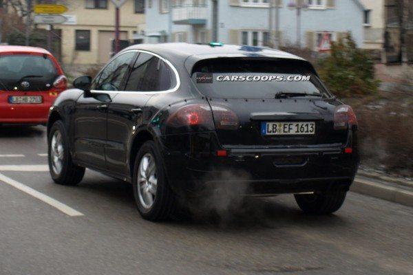 Porsche Macan Launch 1