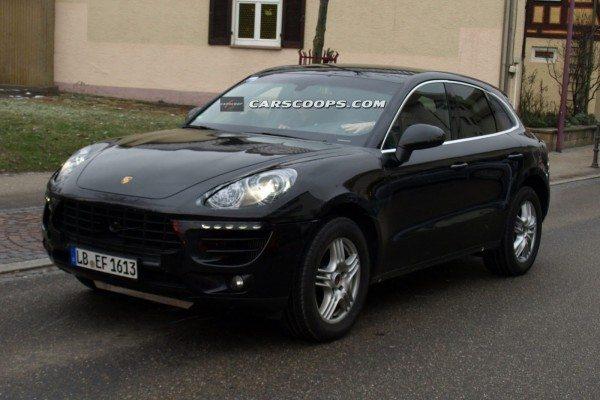 Porsche Macan Launch 2