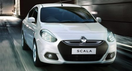 Renault Scala Travelogue