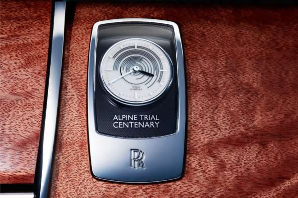 Rolls-Royce Ghost Alpine Trial Centenary Collection 2