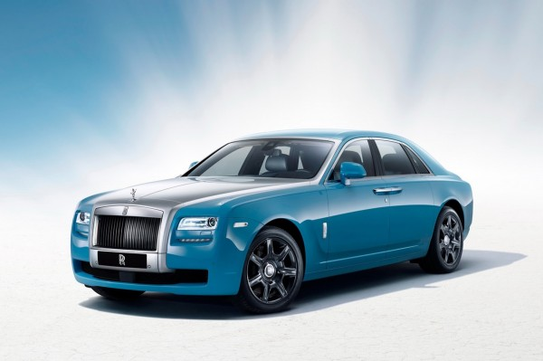 Rolls-Royce Ghost Alpine Trial Centenary Collection 3