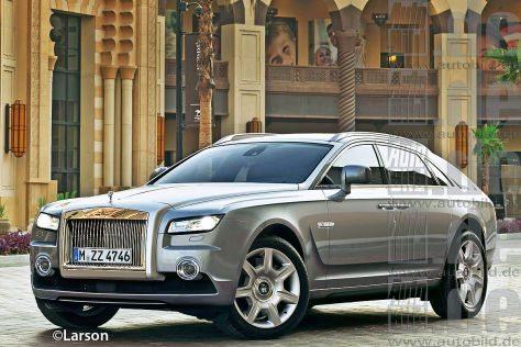 Rolls Royce Gran Turismo