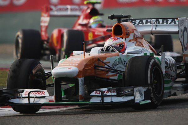 Motor Racing - Formula One World Championship - Chinese Grand Prix - Race Day - Shanghai, China