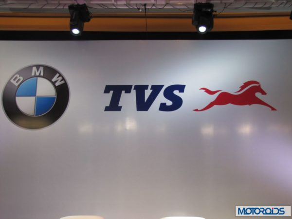 TVS BMW alliance