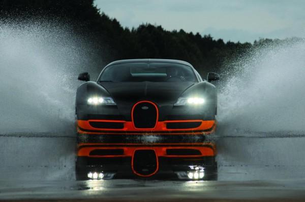 The Veyron Super Sport