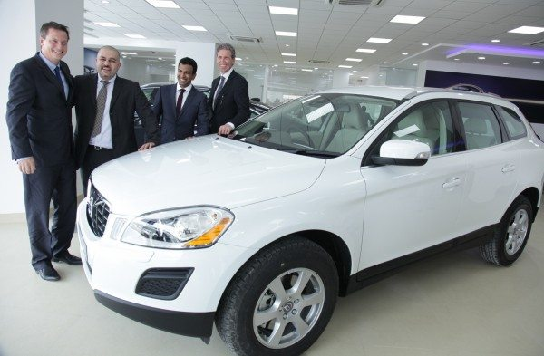 Volvo Cars Open Its First Showroom In Bangalore Motoroids