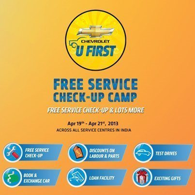 chevrolet u first camp