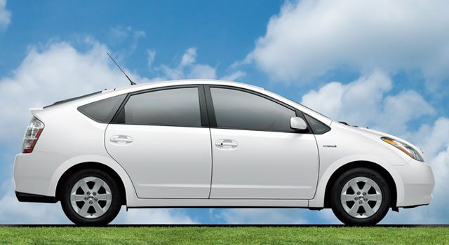 toyota hybrid vehicles