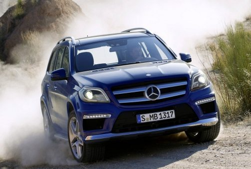 Mercedes rolls out locally assembled 2013 GL class from Chakan: Live from the event