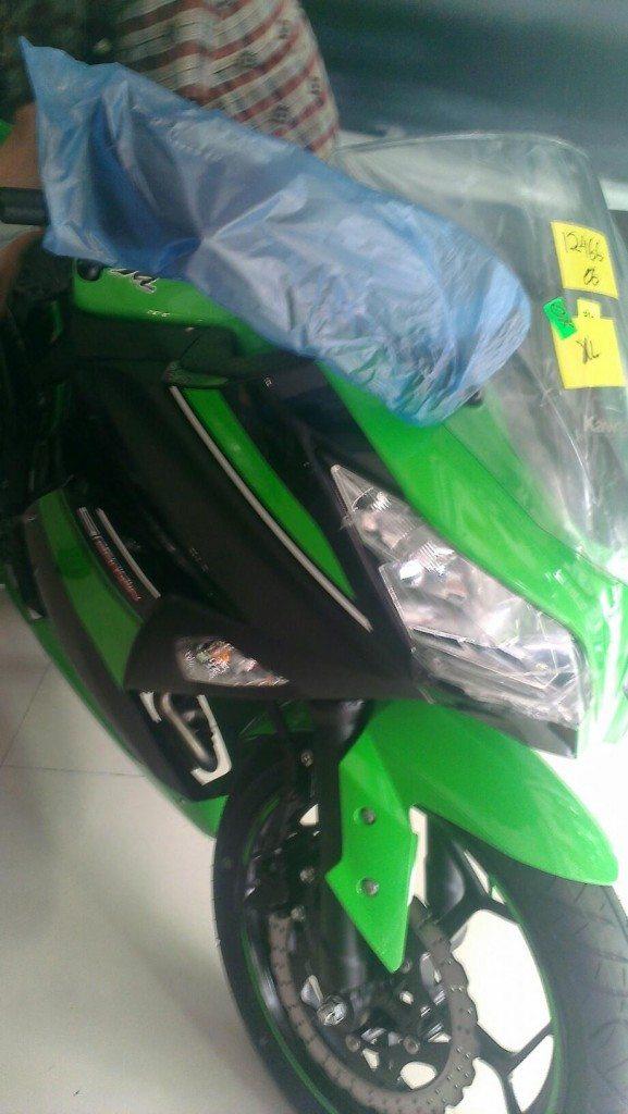 2013 Kawasaki Ninja 250R special edition-2