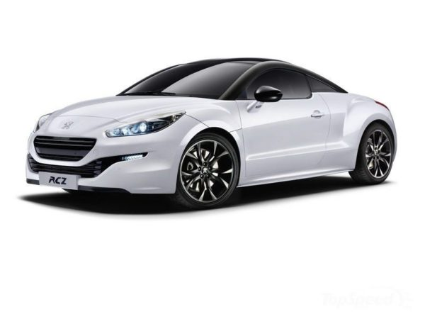 2013 Peugeot RCZ Magnetic Limited Edition 2