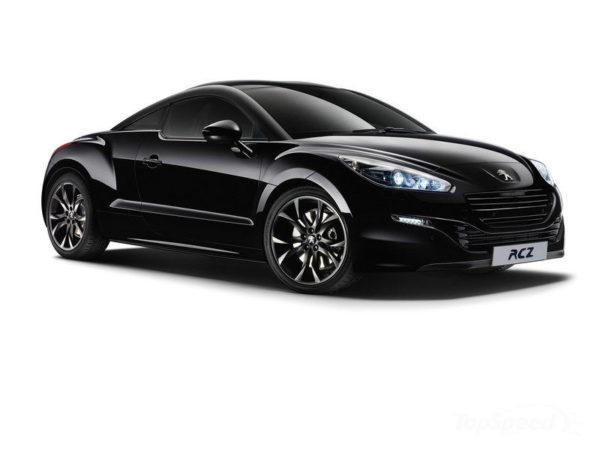 2013 Peugeot RCZ Magnetic Limited Edition 3