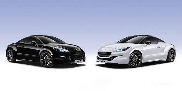 2013 Peugeot RCZ Magnetic Limited Edition