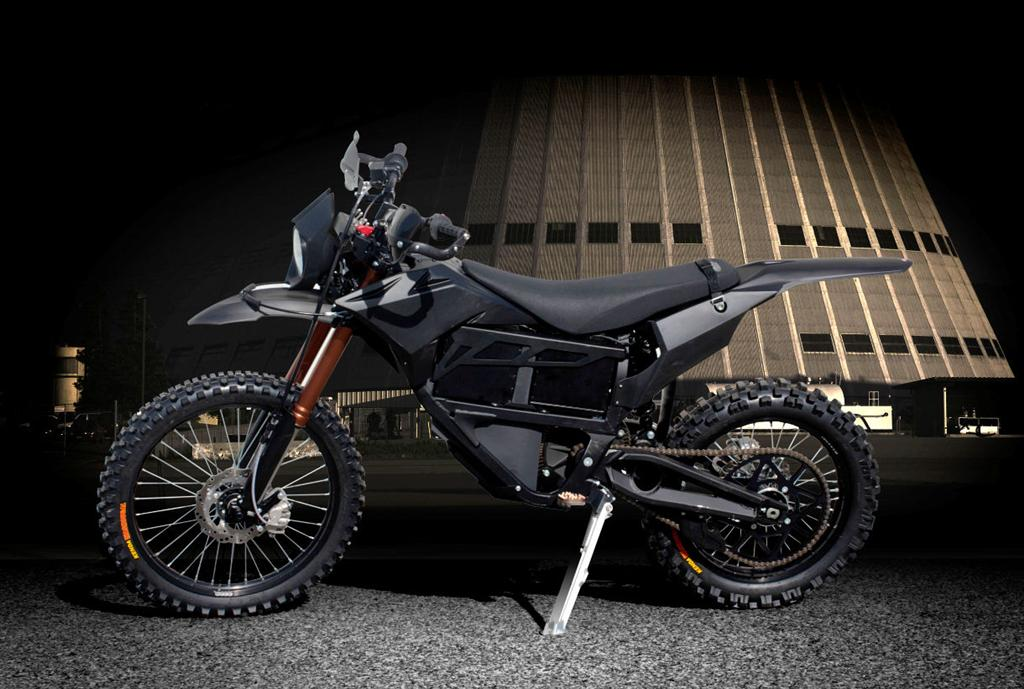 2013 Zero MMX Military Motorcycle-1