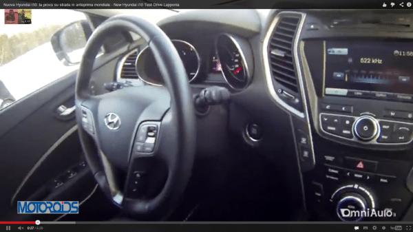 2014 Hyundai i15 interiors