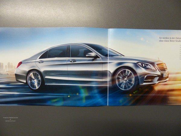 2014 Mercedes S Class Brochure Images 8