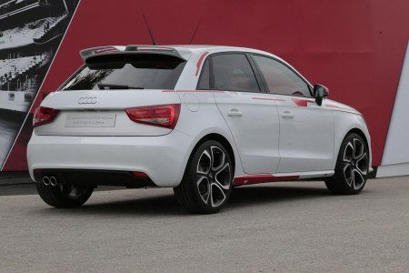 Audi A1 Lemans 2