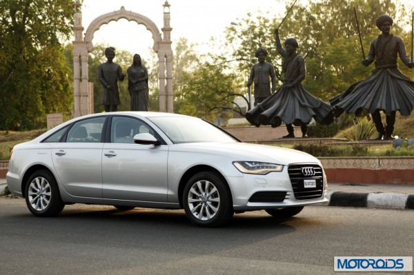 Audi A6 Special Edition review (4)