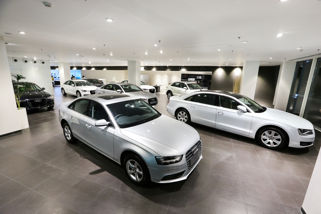 Audi Bhubaneswar showroom-2