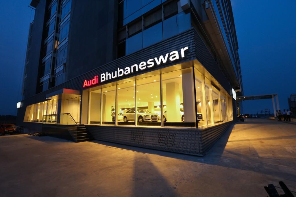 Audi Bhubaneswar showroom-3