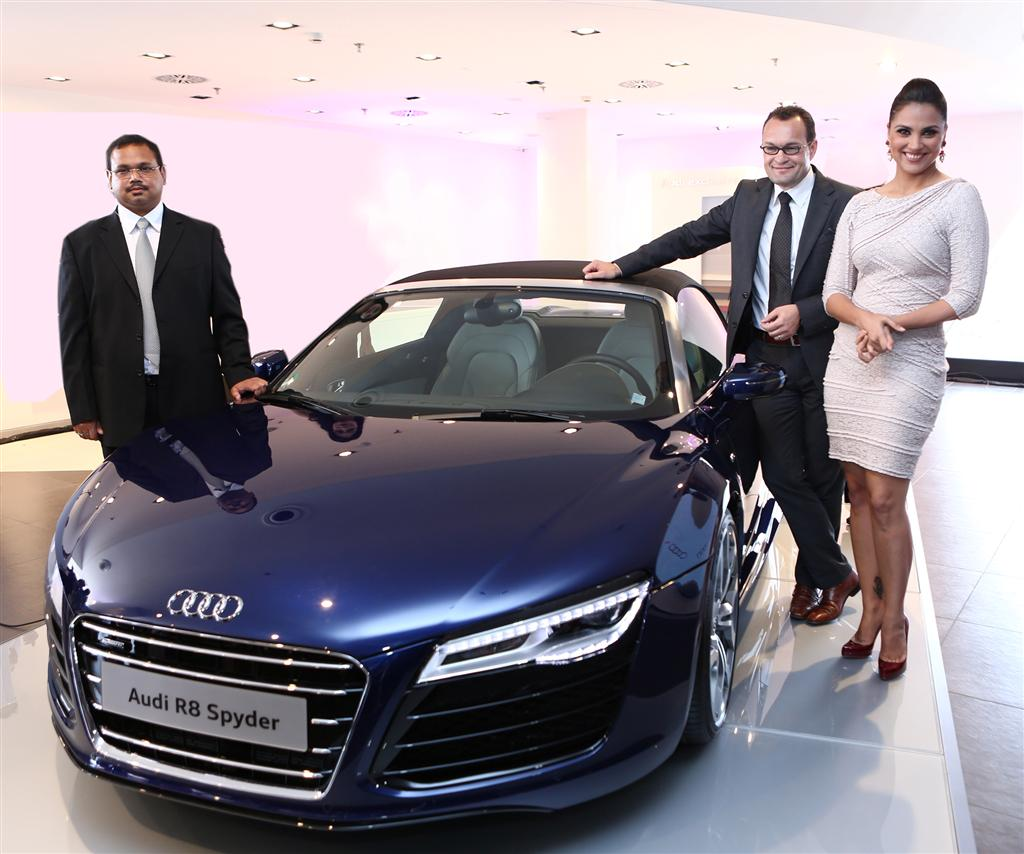 Audi Bhubaneswar showroom