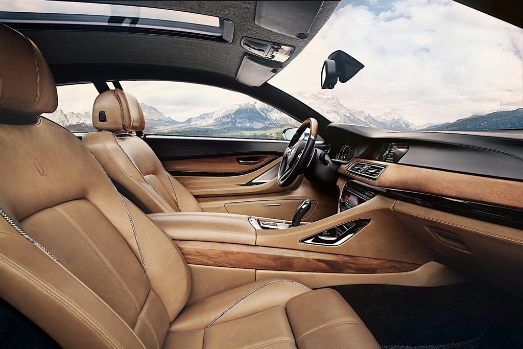 BMW Pininfarina Gran Lusso Coupe Concept-1