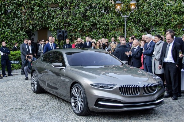 BMW Pininfarina Gran Lusso V12 Coupé 1