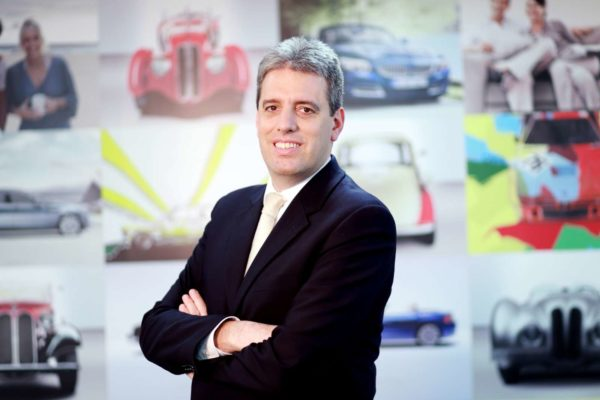 Dr. Stefan David Schlipf, MD and CEO, BMW Financial Services India