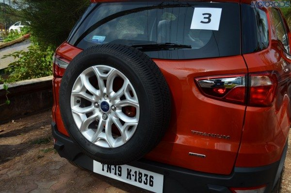 Ford EcoSport India Launch Date (11)