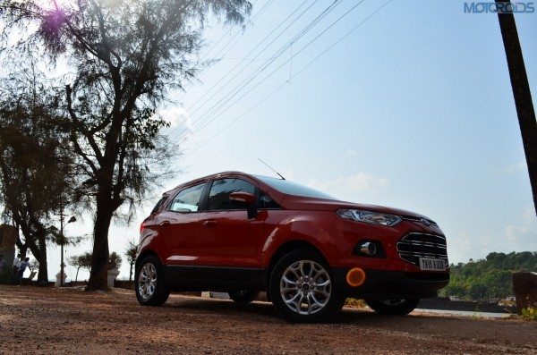 Ford EcoSport India Launch Date (1)