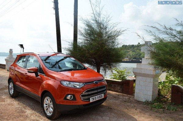 Ford EcoSport India Launch Date (16)