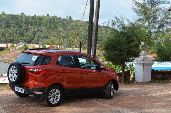 Ford EcoSport India Launch Date (2)