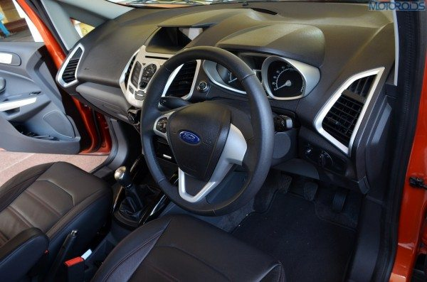 Ford EcoSport India Launch Date (260)