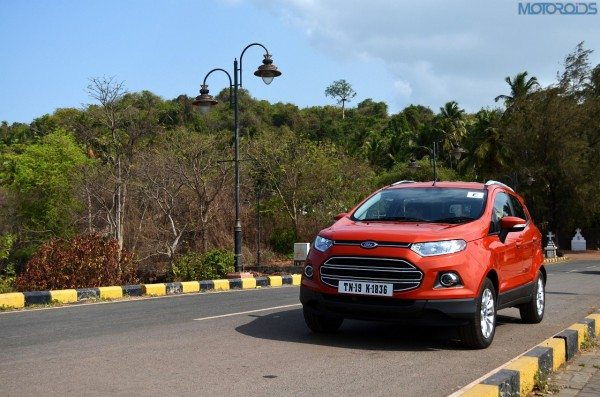 Ford EcoSport India Launch Date (29)