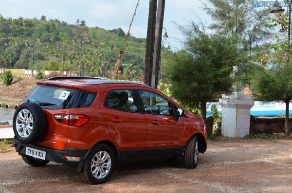 Ford EcoSport India Launch Date (3)