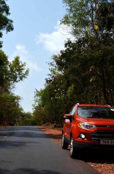 Ford EcoSport India Launch Date (305)