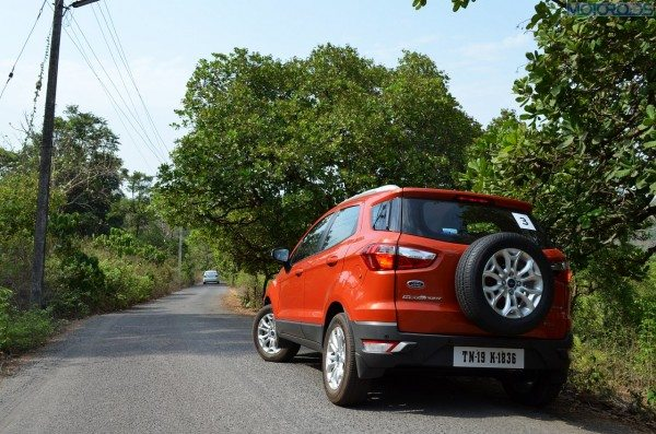 Ford EcoSport India Launch Date (307)