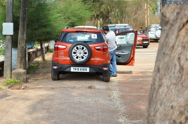 Ford EcoSport India Launch Date (6)