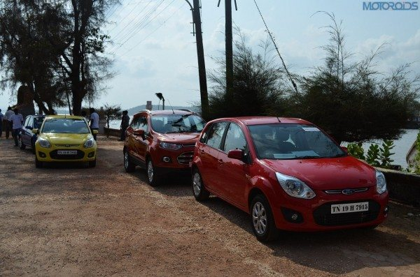 Ford EcoSport India Launch Date (8)