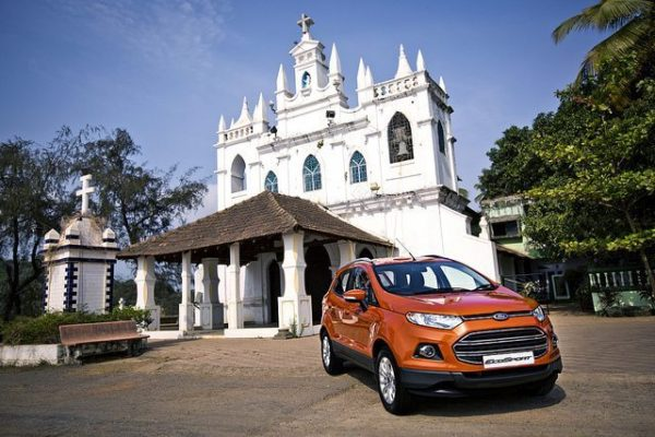 Ford EcoSport Review Launch (1)
