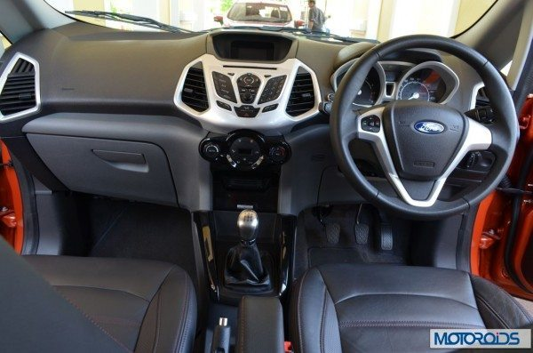 Ford Ecosport India review (130)