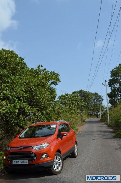 Ford Ecosport India review (133)