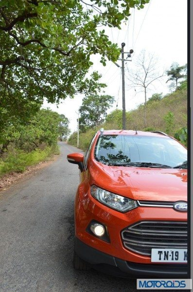 Ford Ecosport India review (134)