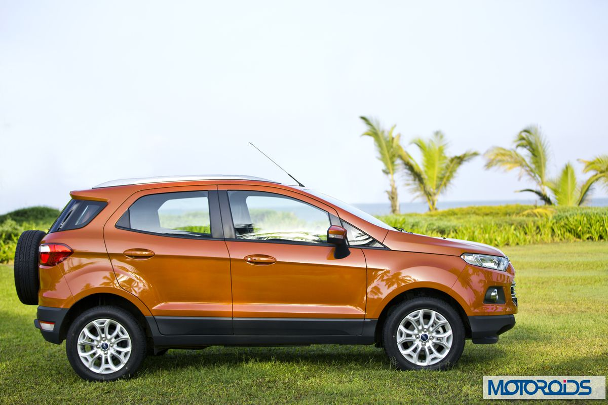 ford ecosport 1 0 ecoboost exhaustive india review punchy packet motoroids. Black Bedroom Furniture Sets. Home Design Ideas