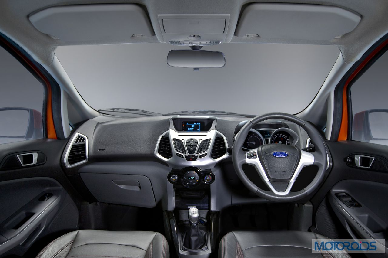 Ford Ecosport official images India (16)
