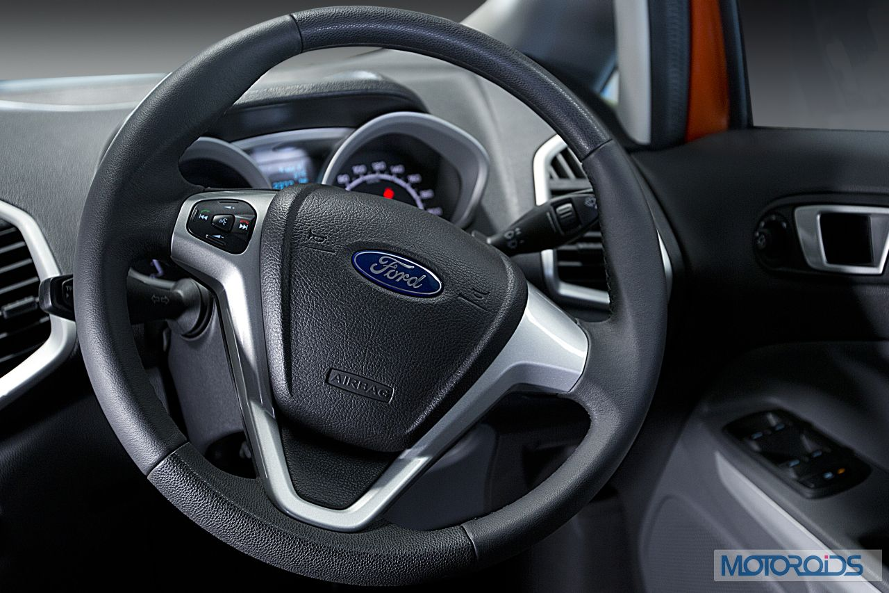 Ford Ecosport official images India (20)