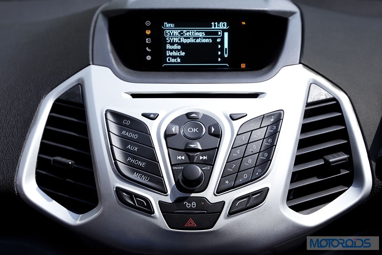 Ford Ecosport official images India (25)