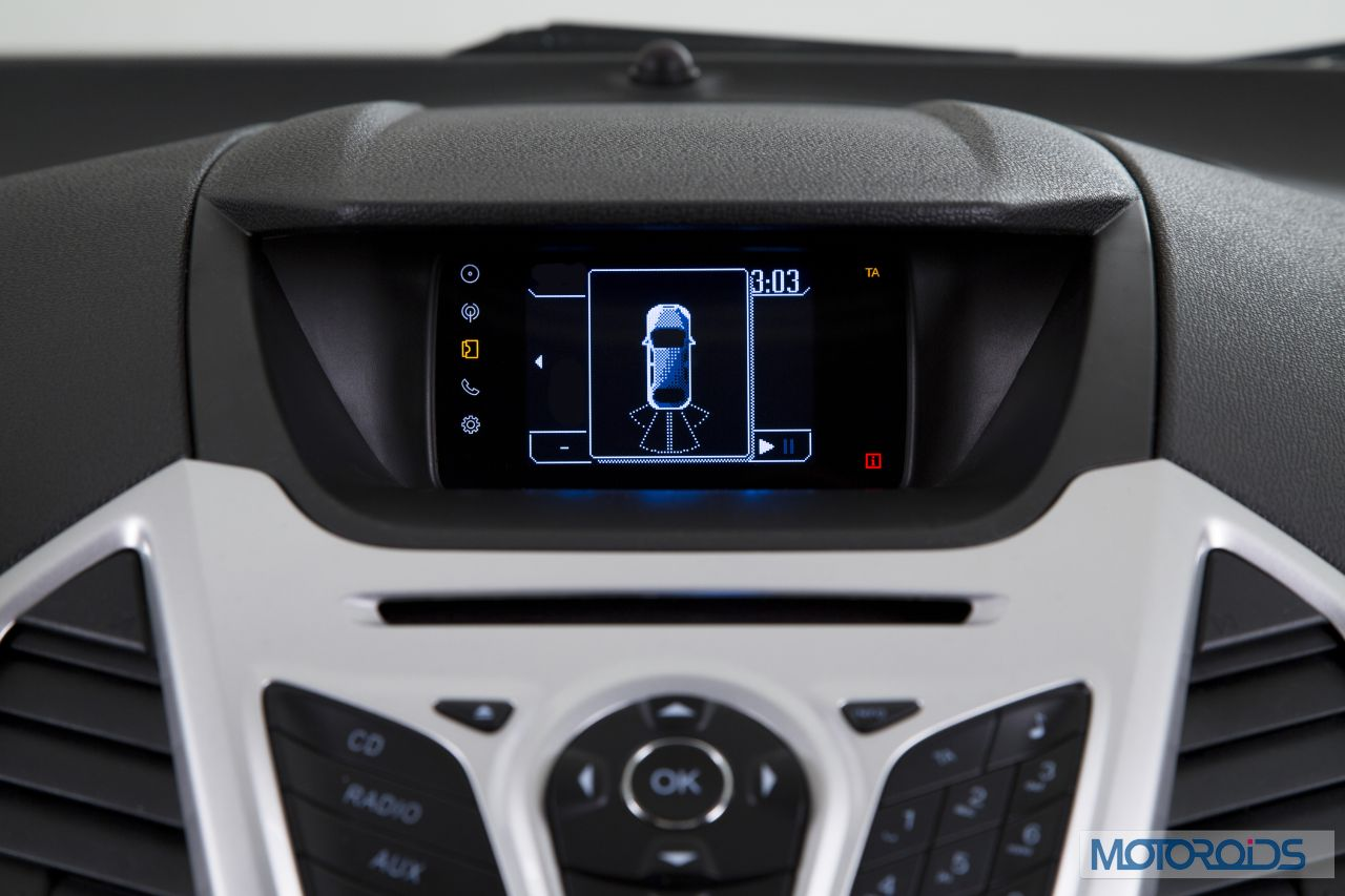 Ford Ecosport official images India (30)