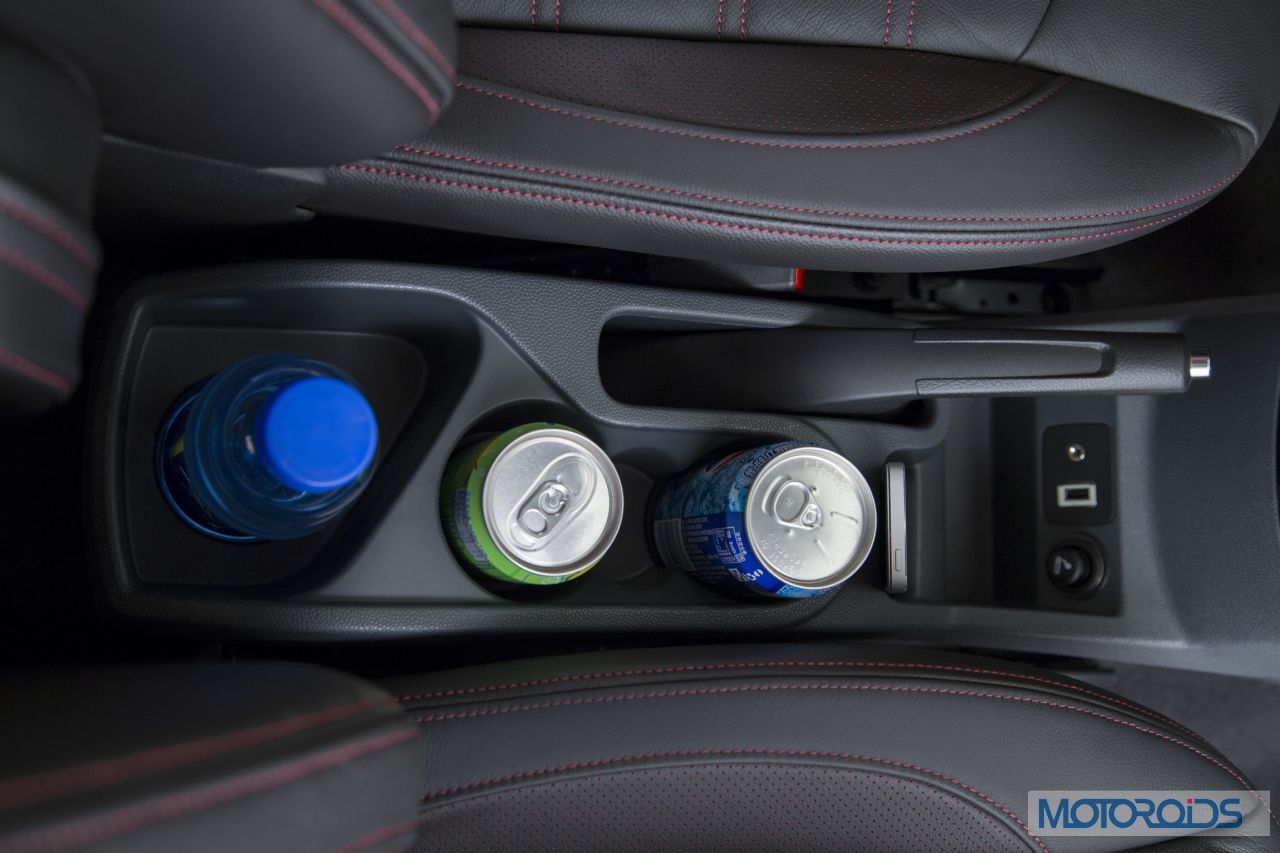 Ford Ecosport official images India (36)